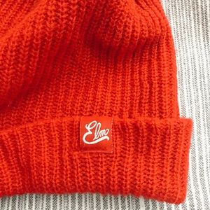Red Elm Beanie